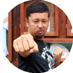 川元コーチ